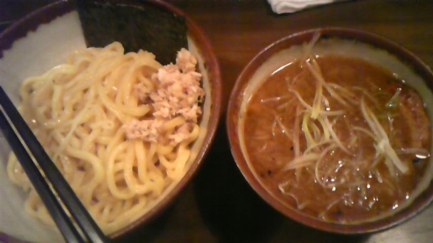 Apple Basic@東中野 つけ麺