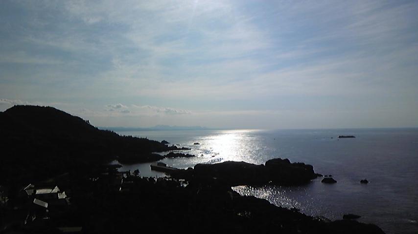 日御崎神社と灯台