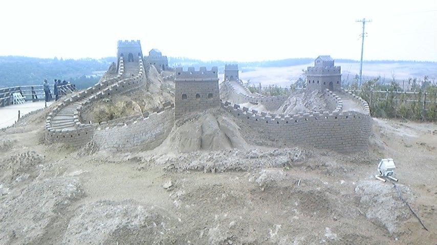 砂の美術館@鳥取砂丘