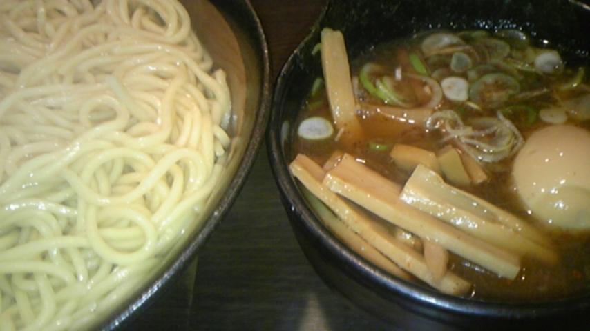 麺屋 大斗@神田 特製もりそば 中盛